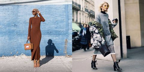 Human, Outerwear, Street fashion, Coat, Fashion, Boot, Overcoat, Bag, Fur, Waist,