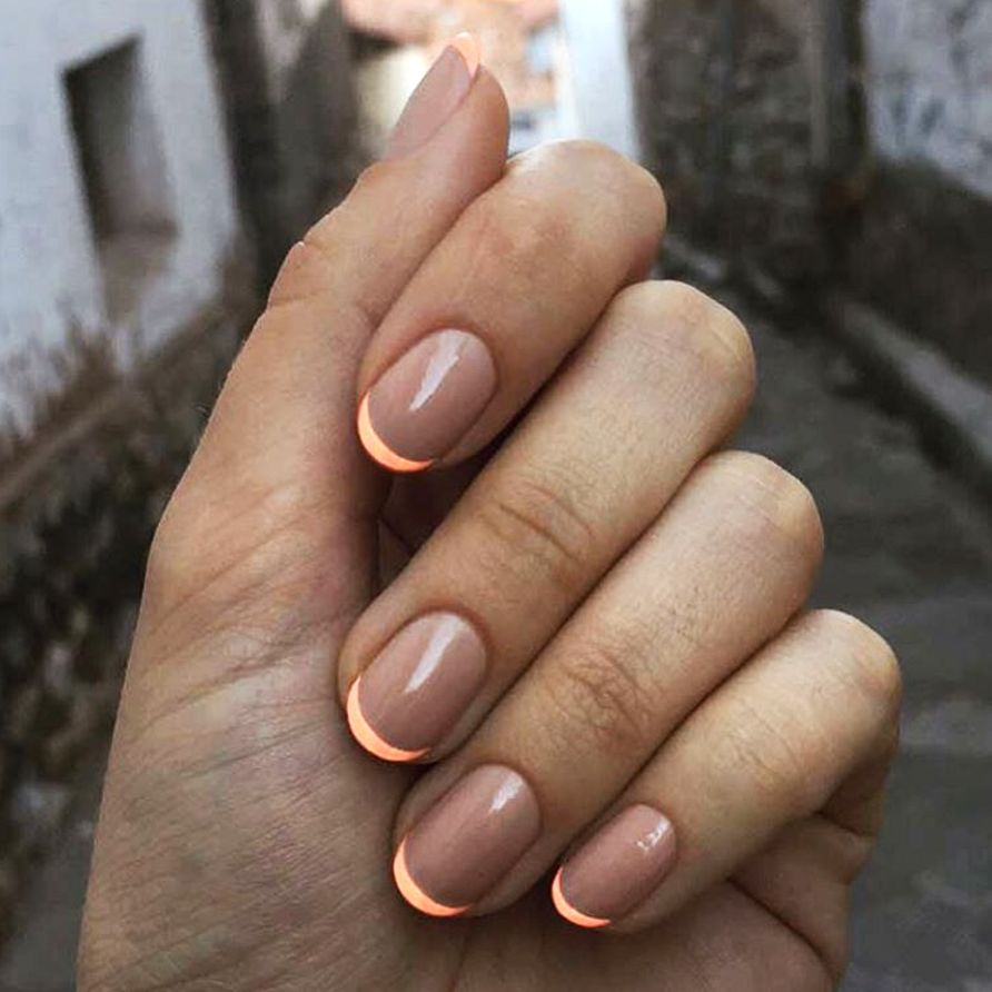 """<p>Add a delicate neon stripe to a nude base for an instant warm-weather update.</p><p><em data-redactor-tag=""""em"""" data-verified=""""redactor""""><a href=""""https://www.instagram.com/p/5VmczRELTB/?taken-by=jessicawashick&amp&#x3B;hl=en"""" target=""""_blank"""" data-tracking-id=""""recirc-text-link"""">@jessicawashick</a></em><em data-redactor-tag=""""em"""" data-verified=""""redactor""""><a href=""""https://www.instagram.com/p/5VmczRELTB/?taken-by=jessicawashick&amp&#x3B;hl=en""""></a></em></p>"""