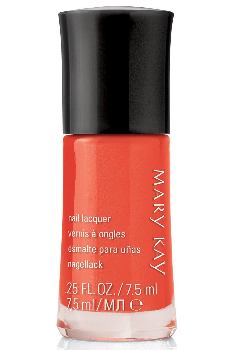 Shades Of Orange 13 New Spring Nail Colors  Best Nail Polish Shades For Spring 2017