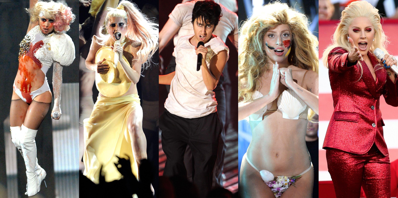 Lady Gaga Vma 2009 Performance