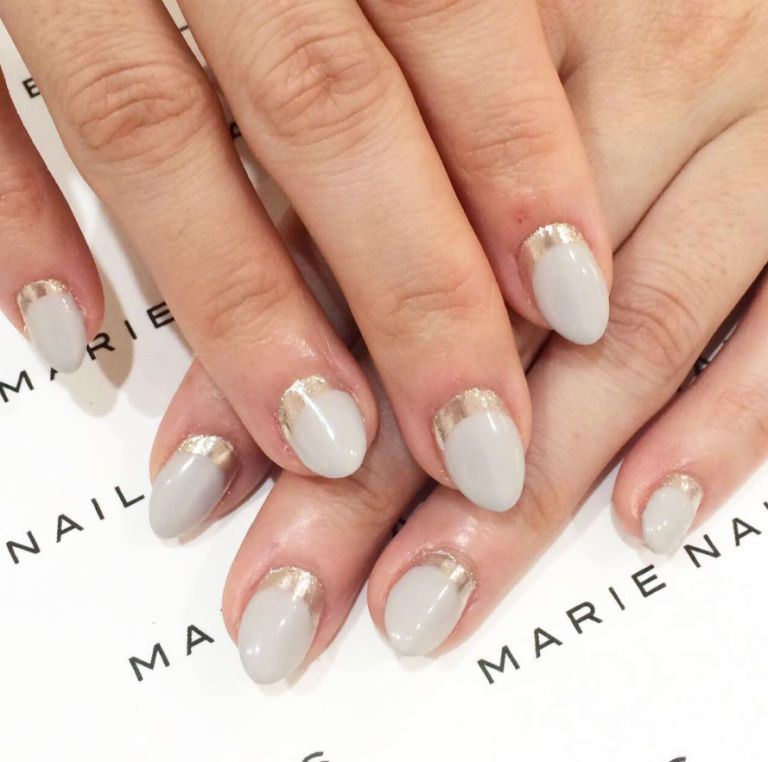 Best French Manicure Designs , How to Update a French Manicure