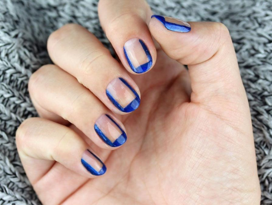 Best French Manicure Designs - How to Update a French Manicure