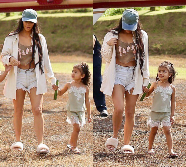 75b083cf13 North West Cutest Outfits - Pictures of North West s Best Fashion Looks