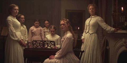 People, Sleeve, Social group, Formal wear, Dress, Fashion, Gown, Victorian fashion, Drama, Scene,
