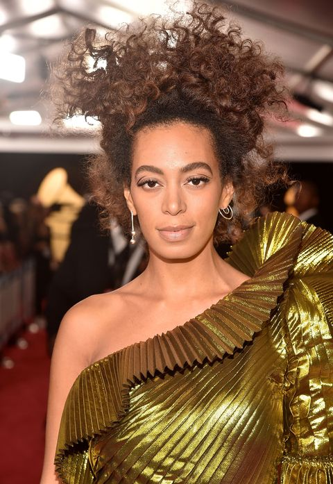 Every Beauty Look From The 2017 Grammy Awards Grammys Red Carpet