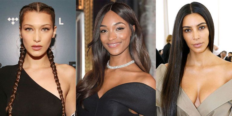 35 long hairstyles and haircuts for 2017 best hairstyles for long hair we rounded up the most gorgeous celebrity cuts and styles for hair with serious length if youre not there yet prepare to start the growing out process winobraniefo Image collections