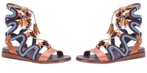 Brown, Tan, Fashion, Strap, Foot, Slipper, Sandal,