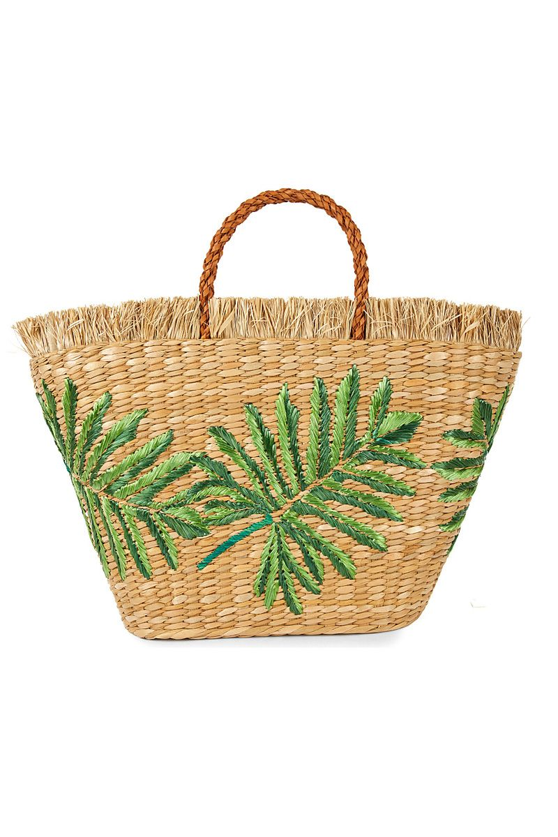 Chic Straw Beach Bags - Beach Totes and Bags for Summer