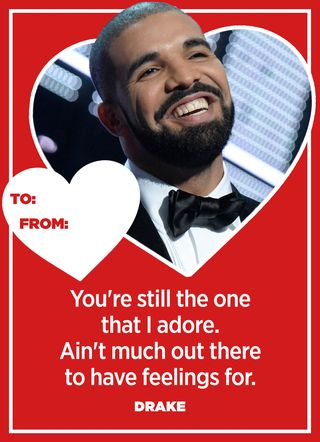 20 Drake Lyrics That Sum Up How You Feel This Valentines Day