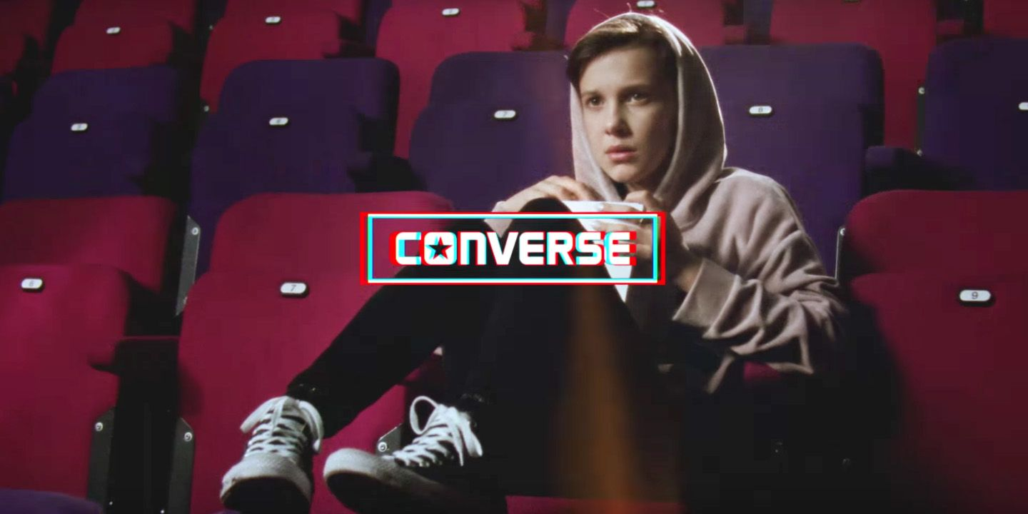 Millie Bobby Brown Stars In Converse S New Forever Chuck Campaign Stranger Things Millie Bobby Brown Stars In New Converse Campaign