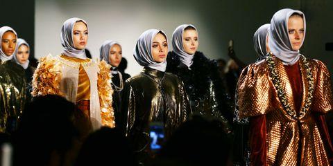 Headgear, Tradition, Makeover, Scarf, Shawl, Costume design,