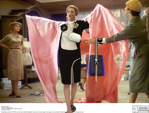 Cast of Funny Face Tries on Spring Fashion - Funny Face