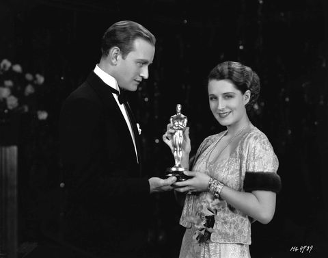 "<p> At the November ceremony, Norma Shearer accepts the Best Actress award for <em data-redactor-tag=""em"" data-verified=""redactor"">The Divorcee</em>. Her brother won an Oscar for Best Sound Recording and the family still holds the record for the most Academy Awards received.<span class=""redactor-invisible-space"" data-verified=""redactor"" data-redactor-tag=""span"" data-redactor-class=""redactor-invisible-space""></span></p><p><span class=""redactor-invisible-space"" data-verified=""redactor"" data-redactor-tag=""span"" data-redactor-class=""redactor-invisible-space""></span></p>"