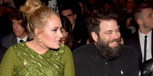 Adele just confirmed she's married now and we totally missed it