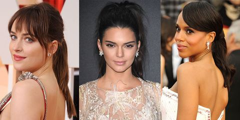 20 New Ways to Wear a Ponytail