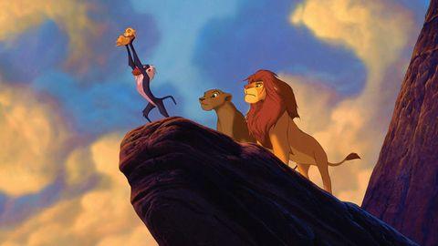 Animation, Fictional character, Cg artwork, Cartoon, Animated cartoon, Lion, Illustration, Mythology, Masai lion, Painting,