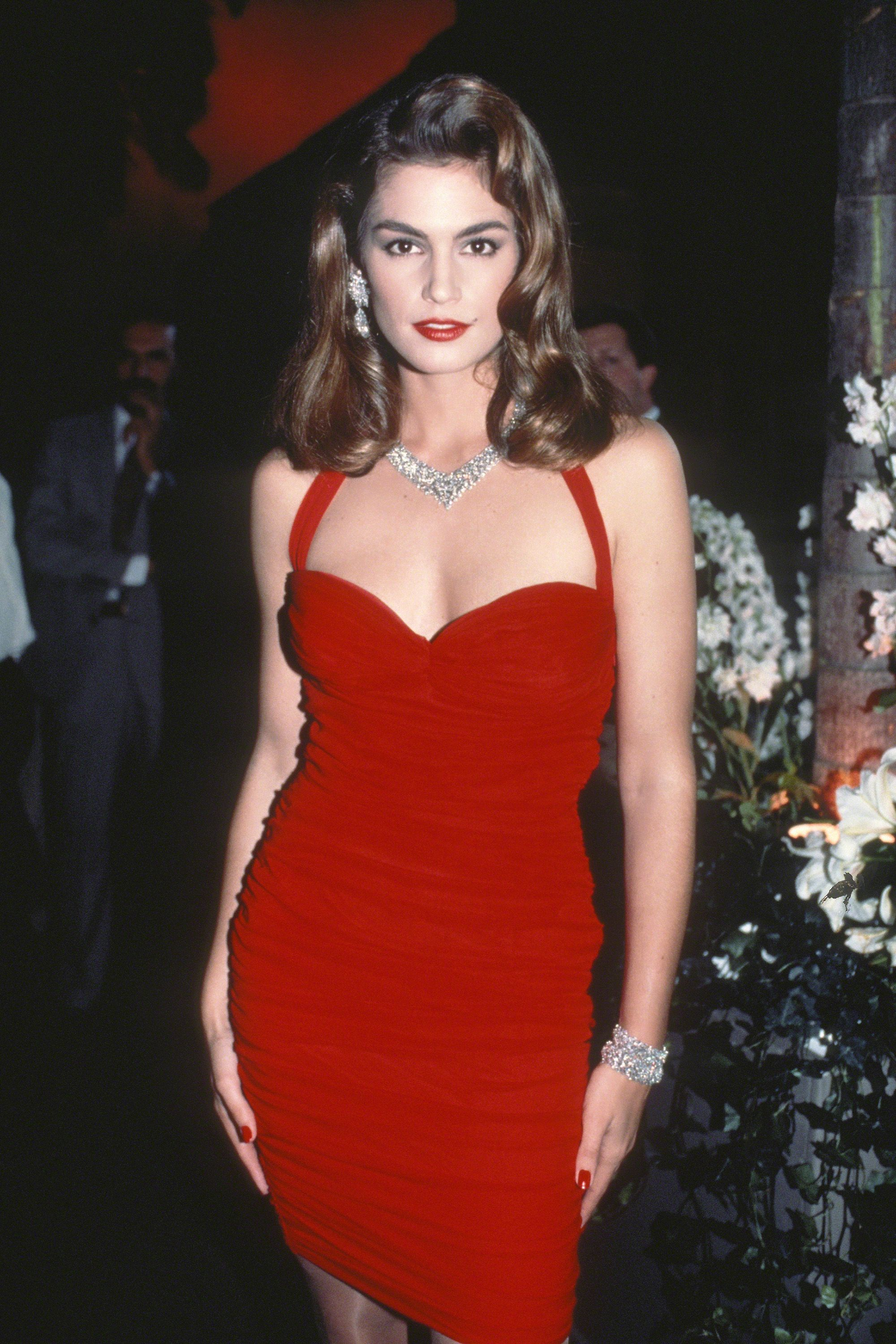 Cindy Crawfords Best Moments Cindy Crawford In Photos