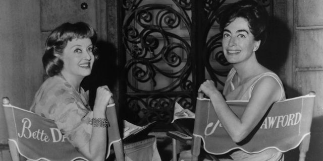 Bette Davis and Joan Crawford Fight Timeline and Facts - True Story Behind  Feud: Bette and Joan