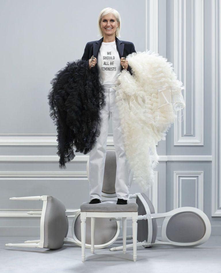 Dior Creative Director Chiuru Launches Book