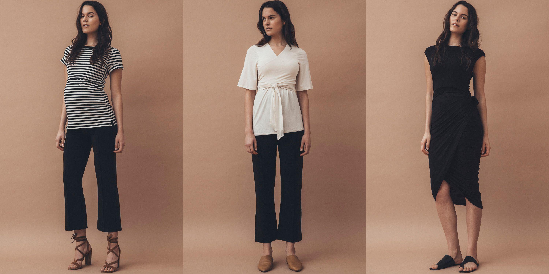 5d40ef02b07ef Swedish Maternity Wear Line Boob - Emma Elwin Works With Boob To ...