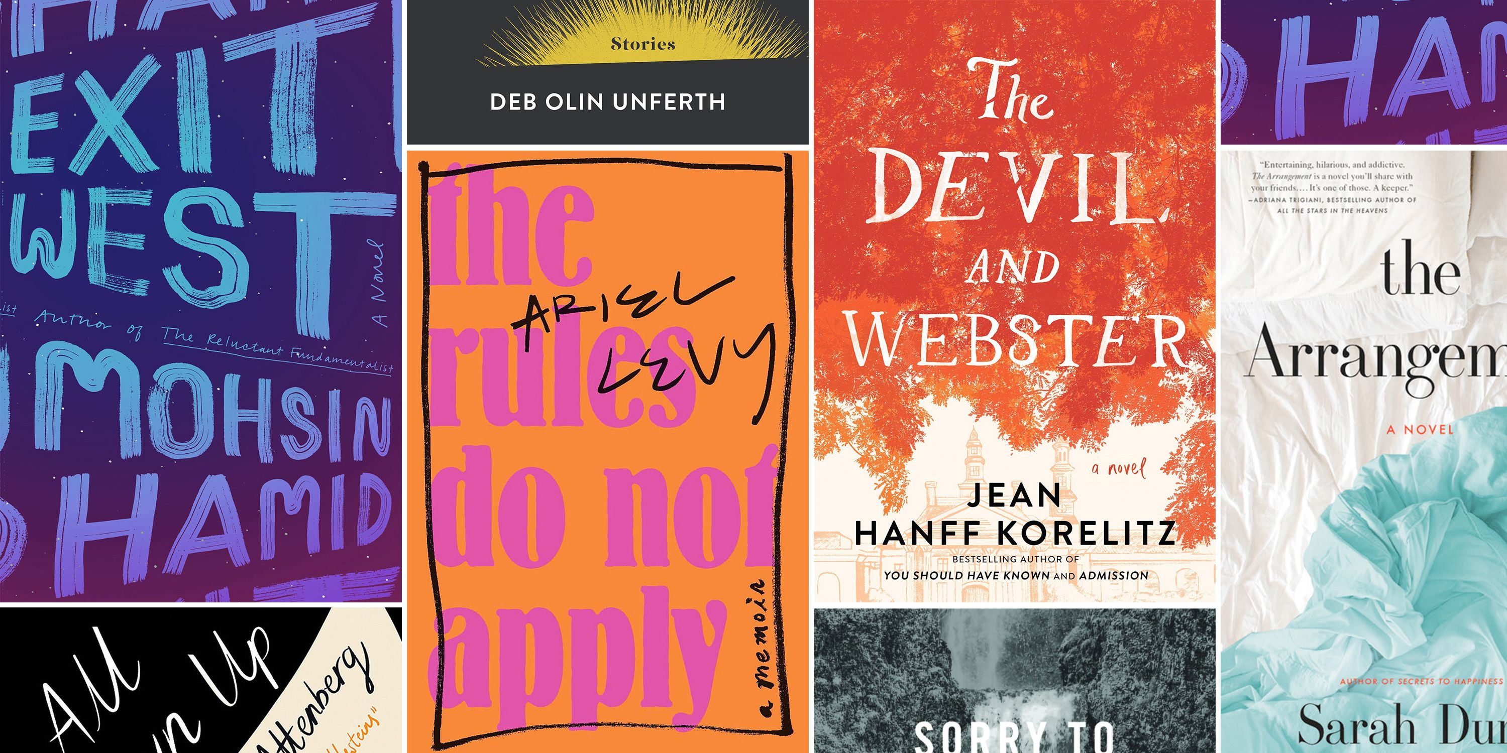 Best New Books 2017 What Book to Read Next