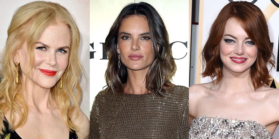30 Stunning Wavy Hairstyles Best Celebrity Waves For Every Length Hair