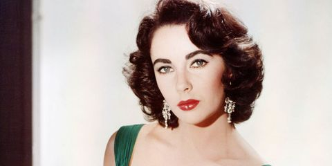 Elizabeth Taylor's Most Glamorous Moments
