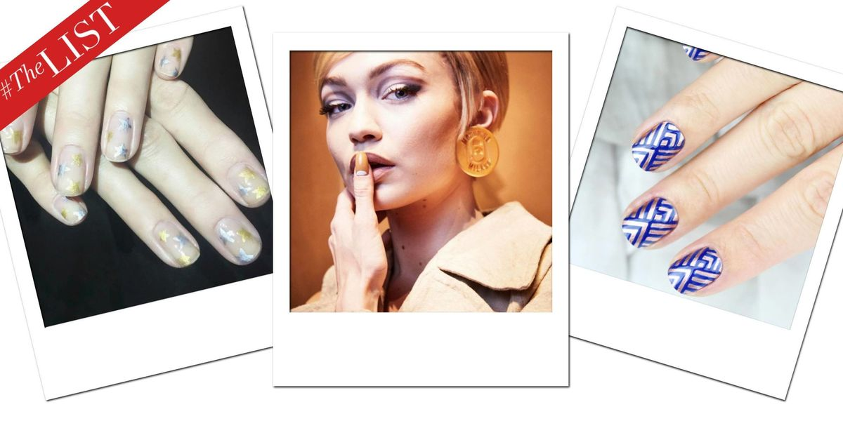 Best Nail Artists On Instagram Manicurists To Follow On Instagram