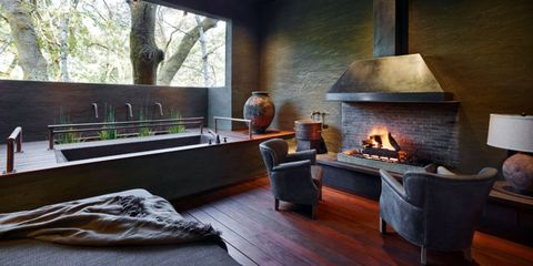 Fireplace, Hearth, Room, Interior design, Living room, Heat, Furniture, House, Home, Building,