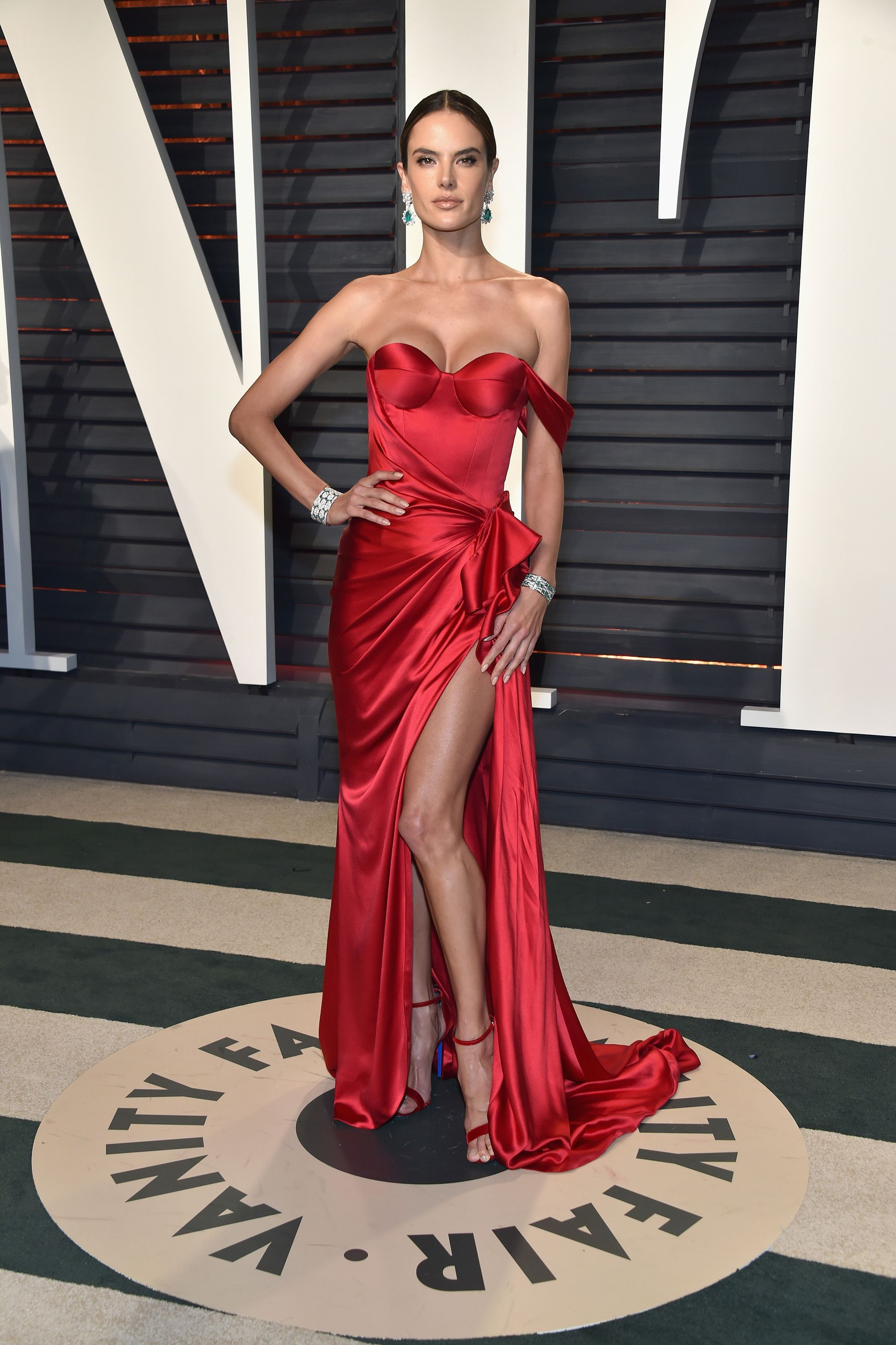 Best Oscars After Party Dresses What Celebrities Wore To Academy Awards Parties