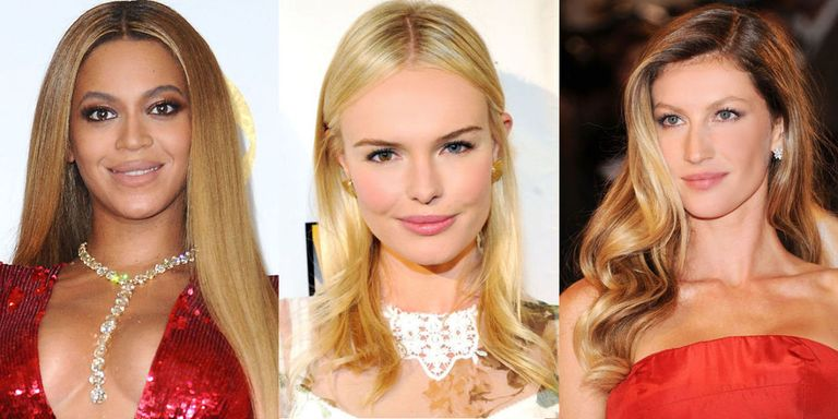40 Blonde Hair Colors For 2018 Best Celebrity Hairstyles