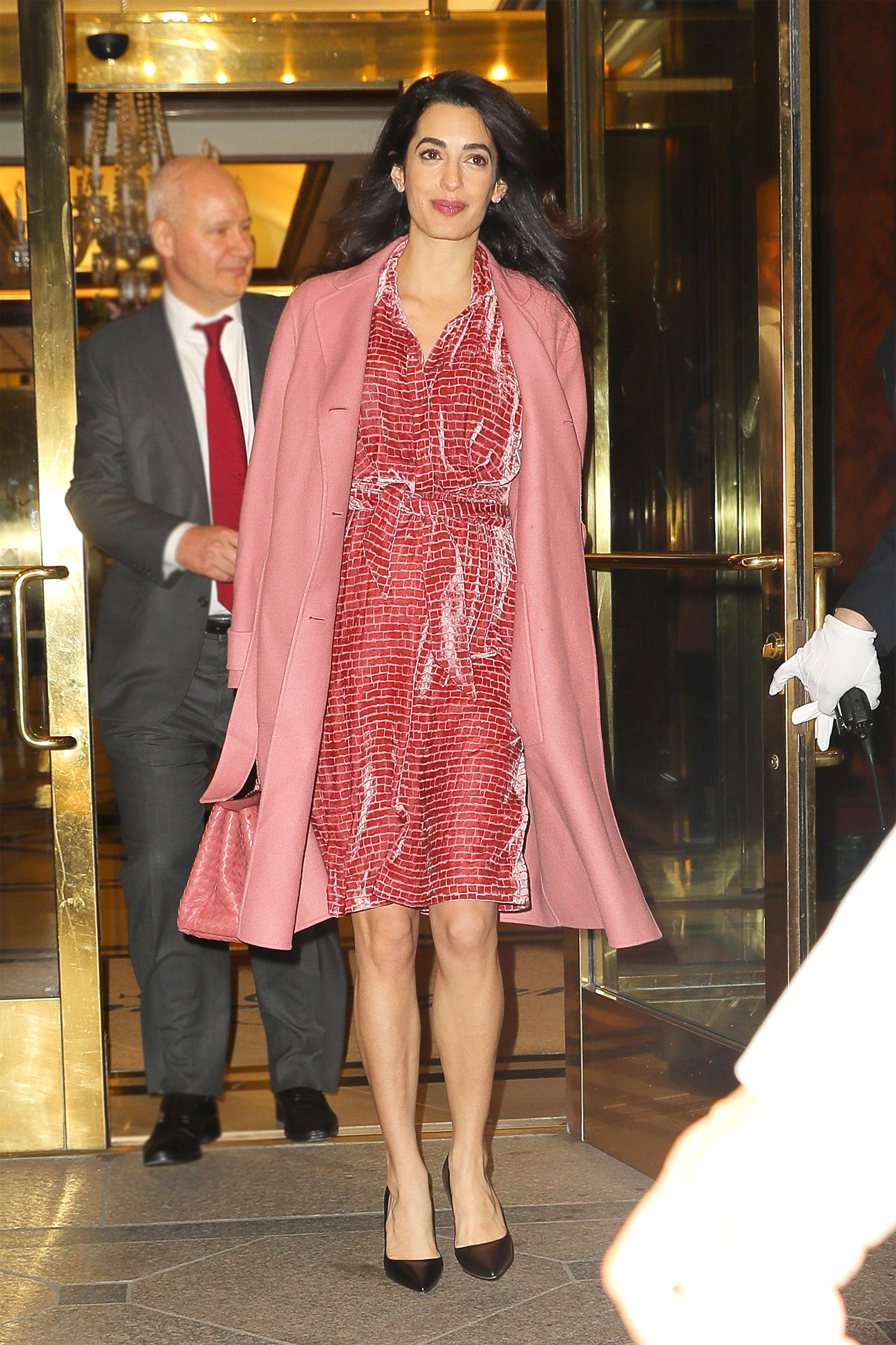 Amal Clooney's Best Looks - Pictures of Amal Clooney's Top Fashion