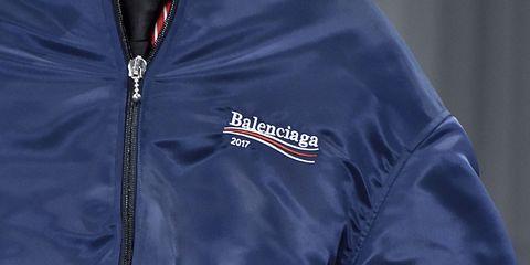 Clothing, Cobalt blue, Jacket, Blue, Electric blue, Outerwear, Windbreaker, Textile, Sleeve, Zipper,