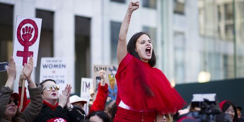 How to Rise Above Women Who Say You're Not Feminist Enough