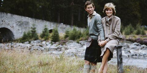 A Look Back At Prince Charles And Princess Dianas Love