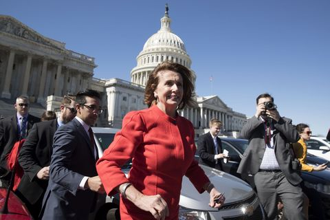 <p>Nancy Pelosi</p>