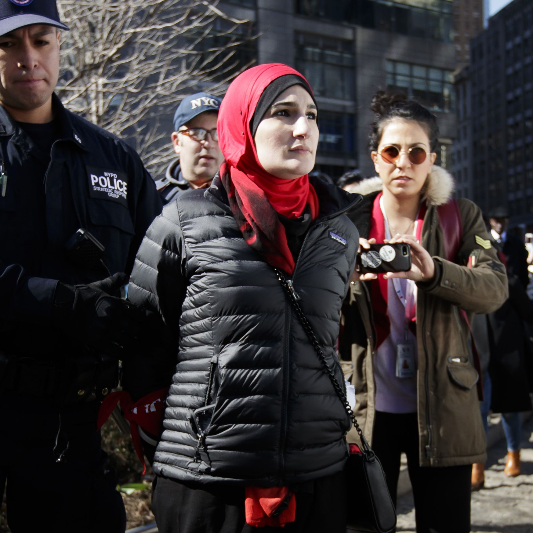 <p>Linda Sarsour</p>