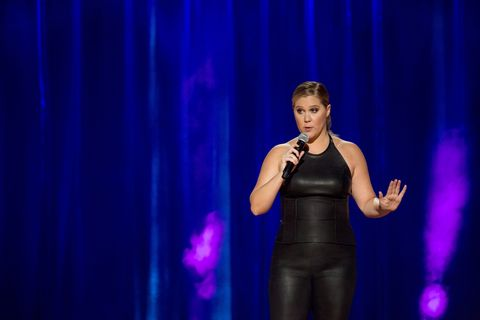 Amy Schumer in 'Amy Schumer: The Leather Special'