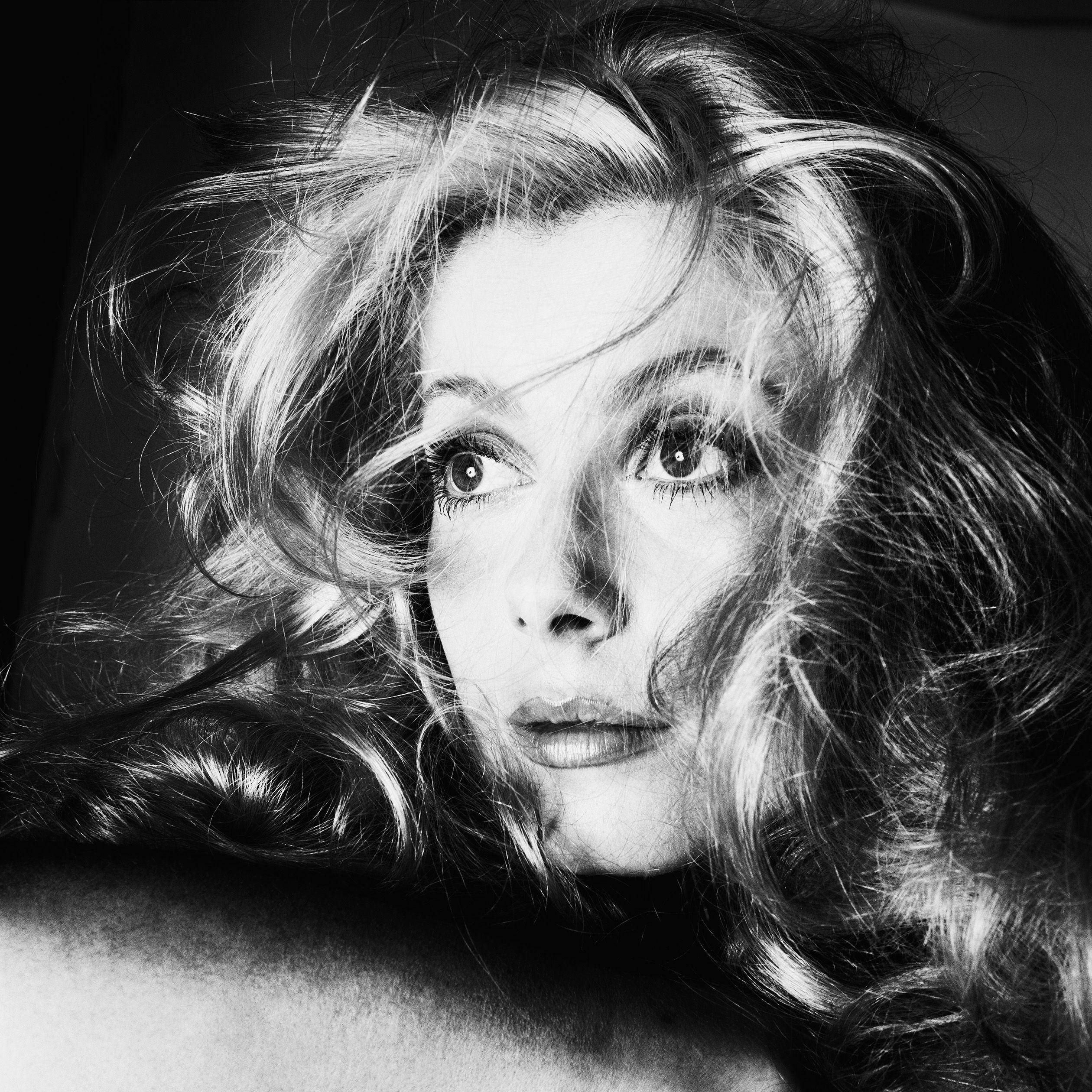 <p>Catherine Deneuve, actress, Los Angeles, September 22, 1968</p>
