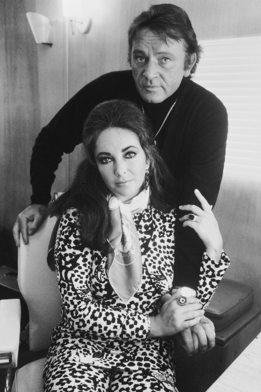 Elizabeth Taylor and Richard Burton's Relationship - Photos of ...