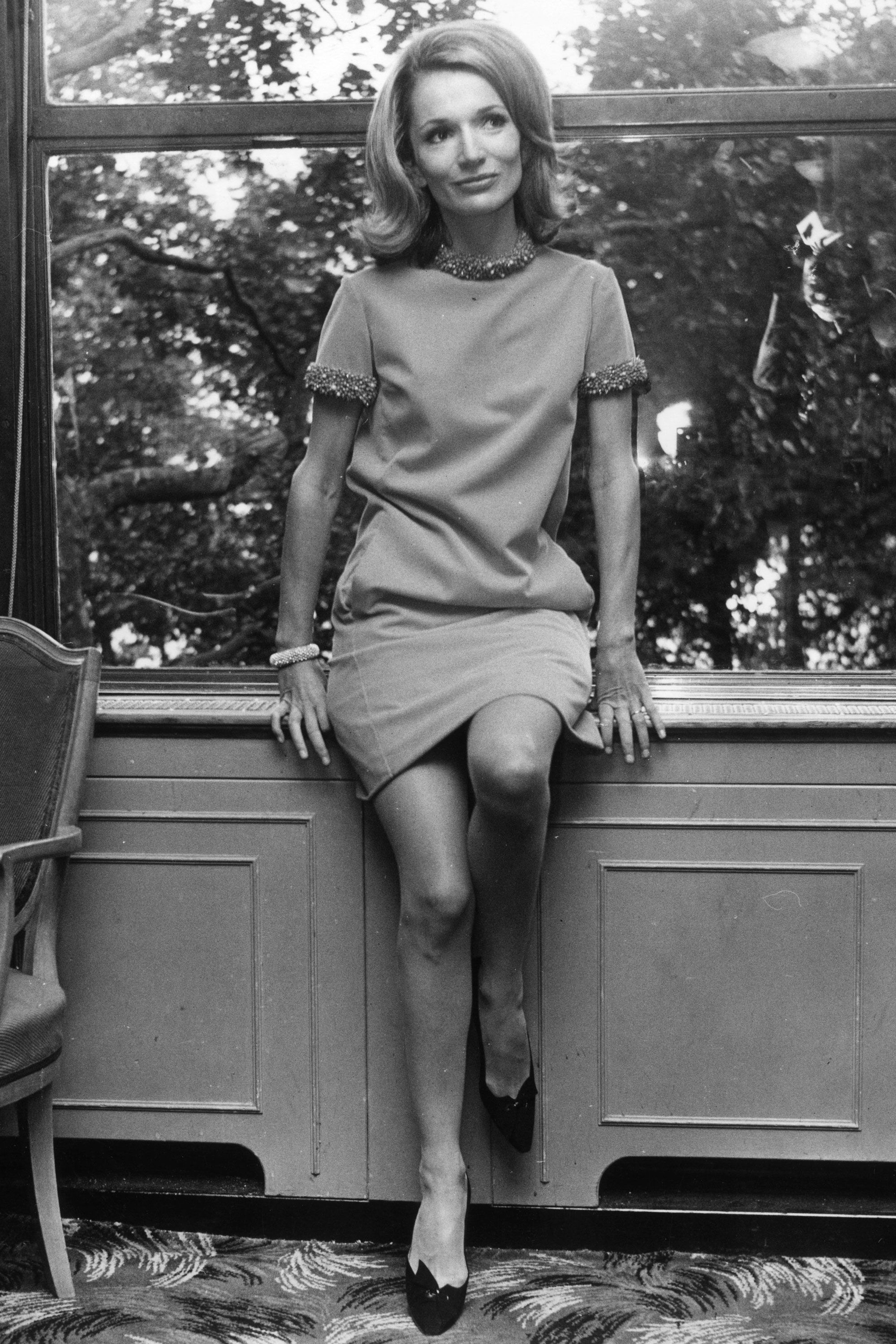 <p>Jackie Kennedy's younger sisterLee Radziwill was born Caroline Lee Bouvier in tony Southampton, New York. Her second marriage—in 1959, just before JFKofficially announced his candidacy for the Presidency—was to Polish prince Stanisław Albrecht Radziwill. Long considered the prettier, more vivacious sister—though Jackie was known as a fashion icon, Lee had a more inherent sense of style and eventually was named to the International Best Dressed List's Hall of Fame—Lee still lived much of her otherwise vibrant life in Jackie's shadow. (She had an affair with Aristotle Onassis before he became involved with Jackie and was reportedly furious when her sister married him.) Her marriage to Prince Radziwill lasted 15 years and produced two children, Anthony and Tina; now in her 80s, Lee divides her time between New York and Paris.</p>