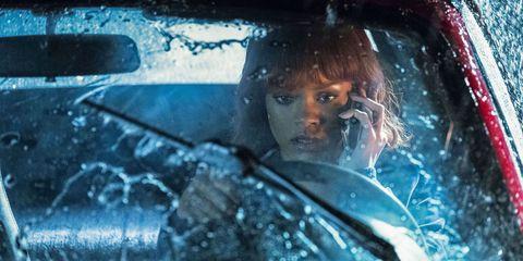 Water, Windshield, Automotive window part, Movie, Glass, Fictional character,