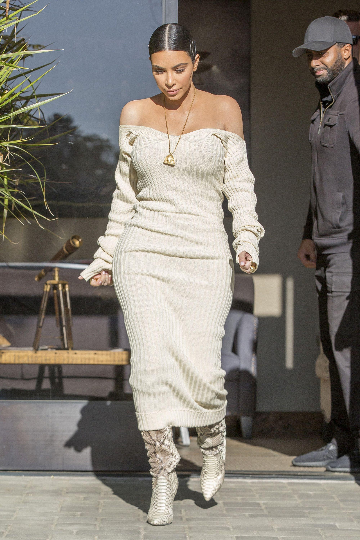 7150ac65a59d0 Kim Kardashian Style Transformation - Kim Kardashian Outfits