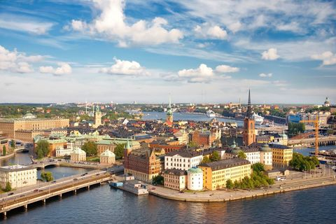 "<p>This <a href=""http://www.vogue.com/article/sweden-best-country-for-women"" target=""_blank"">Scandinavian country is a champion of women's rights</a>: It has one of the best paid parental leave policies in the world for both genders (parents get 480 days of paid leave split between them), women receive free or subsidized prenatal care, many daycare centers are gender-neutral to promote equality early on, and half of the country's political ministers are women. </p>"