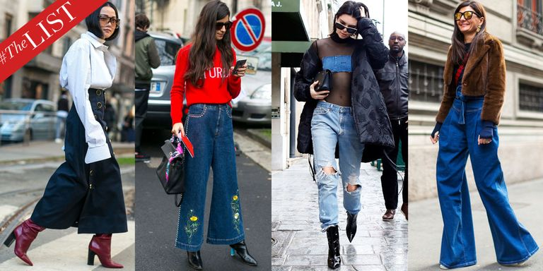 #TheLIST: All the Denim You Need for Now