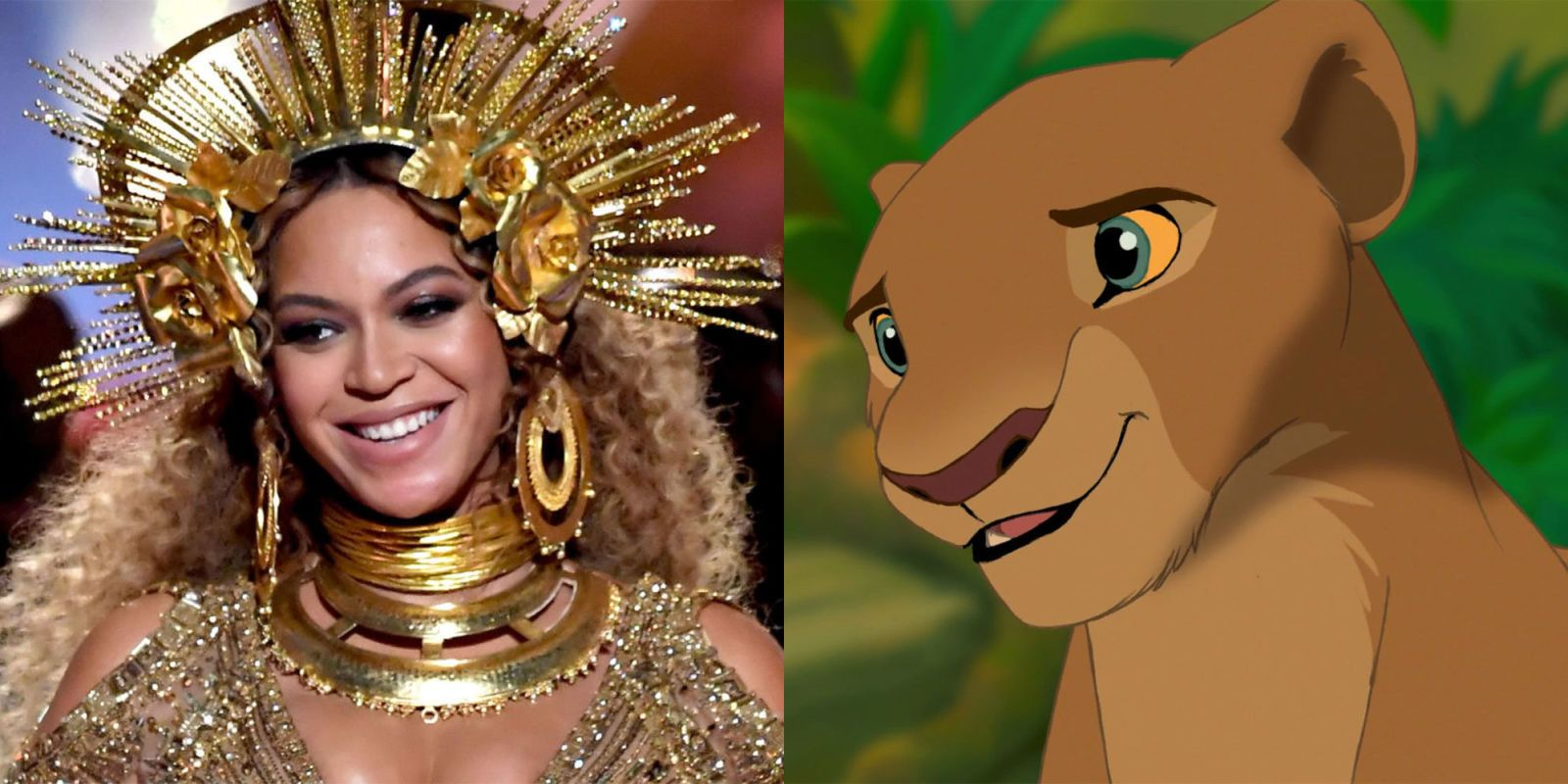 Beyoncé Is Officially Playing Nala In The Lion King Remake