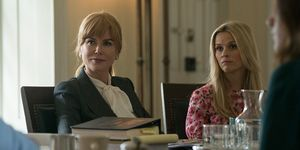 Nicole Kidman and Reese Witherspoon in 'Big Little Lies'