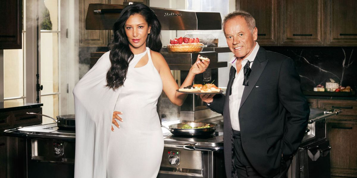 Inside Wolfgang Puck's Los Angeles Home - Wolfgang Puck ...