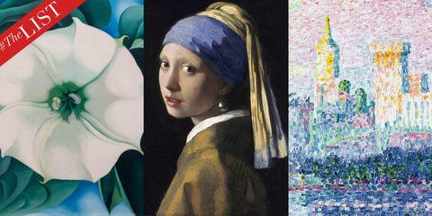 Painting, Art, Illustration, Headgear, Watercolor paint, Plant, Visual arts,