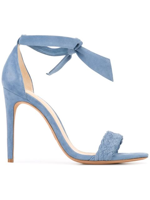 "<p>Suede sandals, $534, <a href=""https://www.farfetch.com/shopping/women/alexandre-birman-ankle-length-sandals--item-11836291.aspx?storeid=9838&from=1&ffref=lp_pic_7_6_"" target=""_blank"" data-tracking-id=""recirc-text-link"">farfetch.com</a>.</p>"
